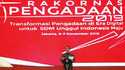 Ministry Reacts to Jokowi's Criticism on Gardening Hoe Imports