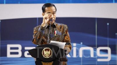 Japan Delegates Visit Palace; Jokowi Requests Masela Fast-tracked