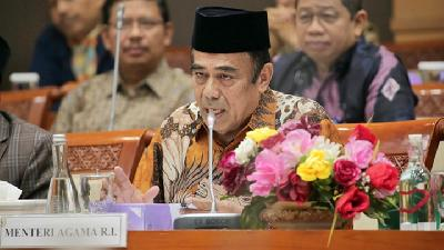 Fachrul Razi Encourages Religious Moderation in Indonesia