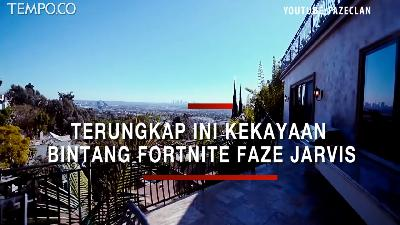 Youtuber Fortnight FaZe Jarvis Punya Manson Rp 215 M di Hollywood