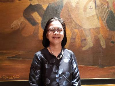 Installed as ITB's First Female Rector, Reini: I Am Ready