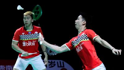 4 Wakil Indonesia Main Laga Penentuan BWF World Tour Finals 2019