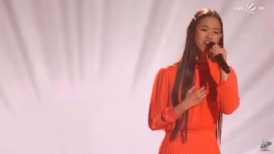 Claudia Emmanuela Santoso, Gadis Cirebon Juarai The Voice Germany