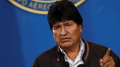 Bolivian President Morales Resigns, Lashes Out at Coup