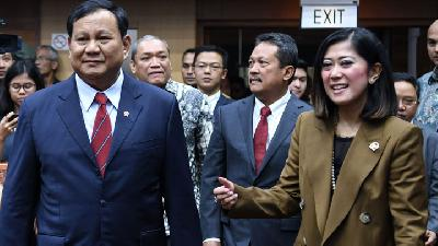 House Members Urge Prabowo to Handle Papua Seriously
