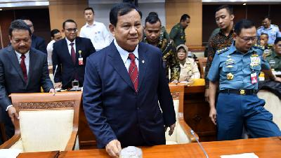 Prabowo Subianto to Send Military Academy Cadets to Malaysia