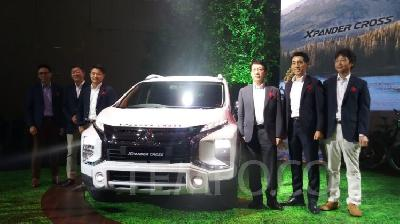 Ground Clearance Mitsubishi Xpander Cross Unggul dari Kempetitor