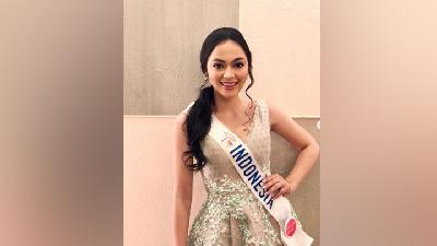 Ragam Gaun Jolene Marie Rotinsulu di Miss International 2019