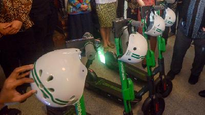 GrabWheels Services asked to Stop Before Safety is Improved