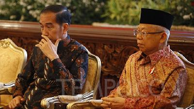 KPK Backs President Jokowi's Call to Fight Law Mafia