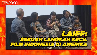 Episode Spesial: Los Angeles Indonesia Film Festival