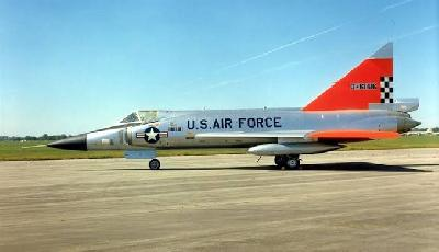 Gagal Terbang, Jet Tempur AS XF-103 Digantikan Convair F-102
