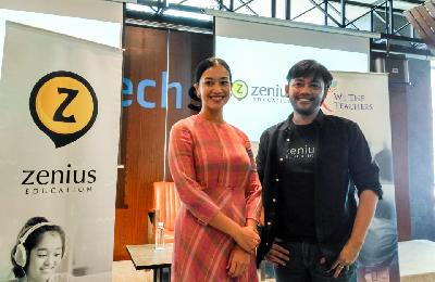 Zenius Education - We The Teachers Berdayakan Guru via Teknologi