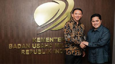 Erick Thohir: Jokowi Says SOE Commissioners to Have Bigger Roles