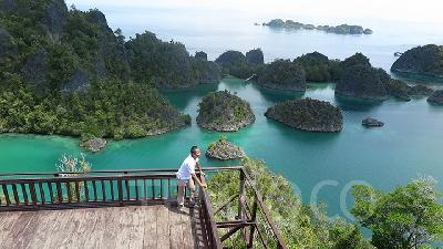 Eid Holidays; Raja Ampat Open for Tourists on Conditions