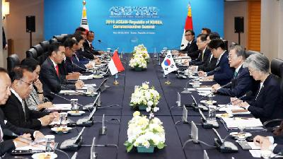 South Korea Extends $50mn to Help Indonesia Realize Industry 4.0