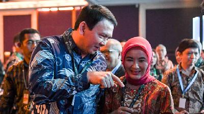 Ahok and His Early Days as Pertamina Chief Commissioner