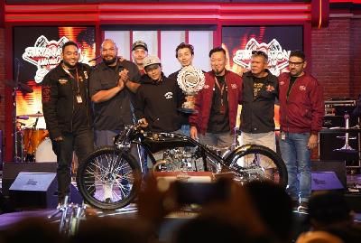 Ini Motor Pemenang The Greatest Bike Suryanation Motorland 2019