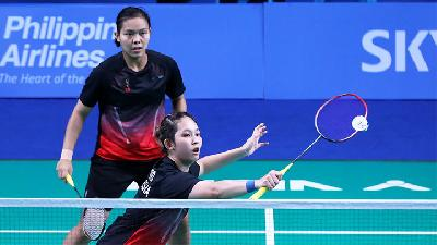 SEA Games 2019: Fadia / Ribka Melaju ke Perempat Final