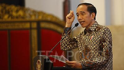 Jokowi Agrees on Death Penalty for Corruptors If People Want It