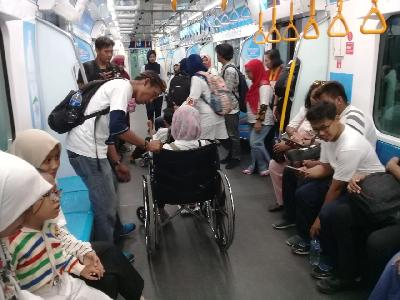 Govt: Disabled Group to Receive Rp2.4 Million Annual Assistance