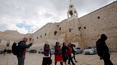 Bethlehem Set for a Happy Christmas: more Rooms, more Inns