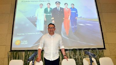 Disgraced Garuda CEO Ari Askhara Facing Criminal Charges