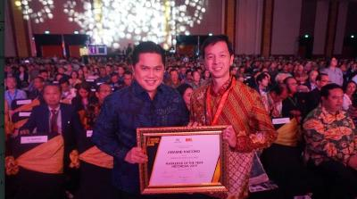 BCA Raih The Best of The Best Marketeer of The Year Indonesia 2019
