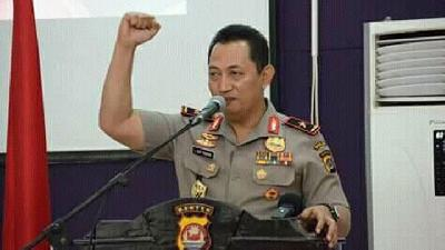 Former Jokowi's Aide to Serve as Police's Criminal Unit Head