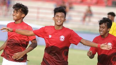 Hajar Arsenal, Indonesia All Stars Juara Tiga International Cup