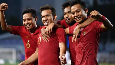 Kemenpora Optimistis Timnas U-23 Indonesia Juara SEA Games 2019