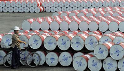 Indonesian Crude Oil Price Rises US$3.44 per Barrel in November