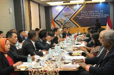 Indonesia-India Agree on Aceh-Andaman Connectivity Development
