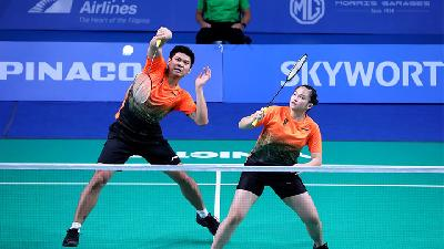 Praveen / Melati Gagal Lolos Semifinal BWF World Tour Finals 2019