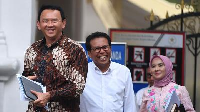 Ahok to Launch 'Panggil Saya BTP' Book Today