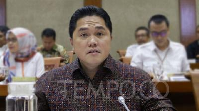 Minister Erick Thohir Prepare New Policy to Protect Women