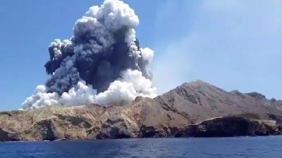 New Zealand Recovers Six Bodies from Volcanic Island