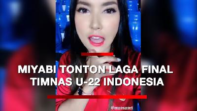Maria Ozawa Dukung Timnas U-22 di Final SEA Games 2019