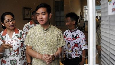 Gerindra to Back Gibran Jokowi in Solo Election