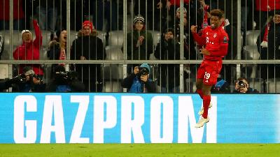 Six Out Of Six For Bayern Munich As They Outclass Tottenham