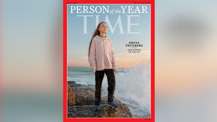 Greta Thunberg jadi Person of the Year Termuda Majalah TIME
