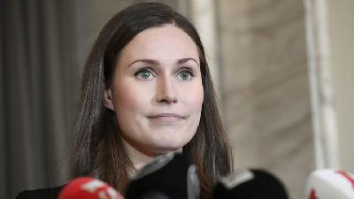 Finland's Sanna Marin as World's Youngest Prime Minister