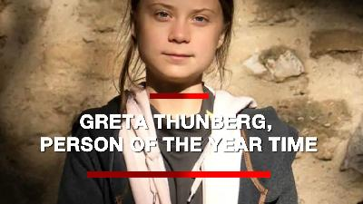 Greta Thunberg, Anak Muda yang Jadi Person of The Year TIME