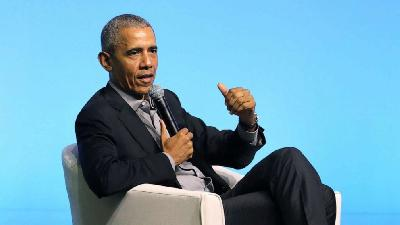 Barack Obama Desak 'New Normal' Setelah Pembunuhan George Floyd