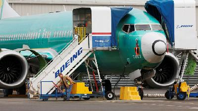 FAA Lifts Boeing 737 Max Ban; Lion Air Waits for Further Instruction