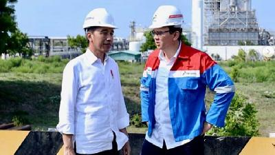 Ahok Responds to Pertamina Data Transparency