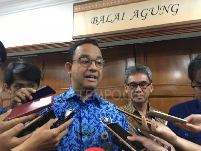 Jokowi's Volunteers to Demand Anies to Resign