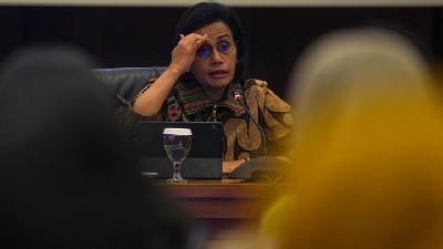 Sri Mulyani to Submit Draft of Omnibus Law on Tax to DPR