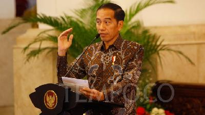 Jokowi Says Autonomous Vehicle to Operate in New Capital City
