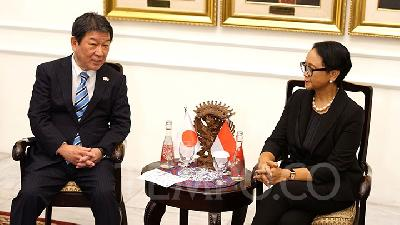 Japan Willing to Cooperate with China for an Open Indo-Pacific